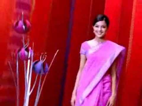 Kumaran Silks-amritavarshini video