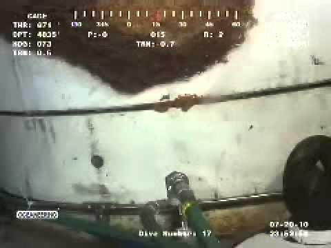 Deepwater Horizon oil spill 21st July 2010
