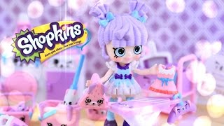 Unbox Daily: Shopkins Happy Places Bunny Laundry | PLUS Milly Mops and BLIND BAGS - 4K