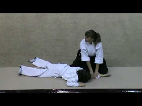 Kinder-Aikido Training-Demo in Rumänien / Ploiesti Image 1