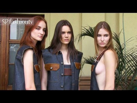 Ellus Winter 2014: Behind the Scenes | Sao Paulo Fashion Week SPFW | FashionTV