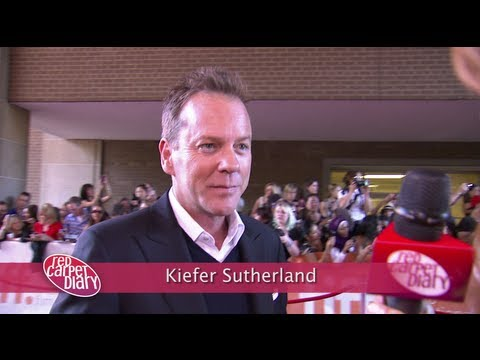 Kiefer Sutherland of 'Melancholia' at the Toronto Film Festival 2011
