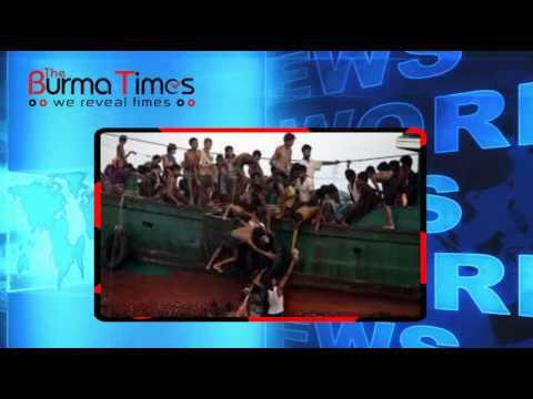 Burma Times TV Daily News 16.7.2015