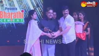Sarinodu Most Popular Movie of The Year Award || Sakshi Excellence Awards 2016
