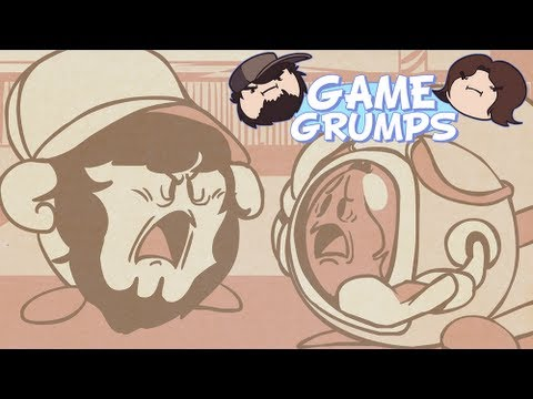 Game Grumps Animated - Kirby Ruins Friendships - by Flannelson