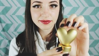 [ASMR] Soft Whispering & Gentle Tapping Session