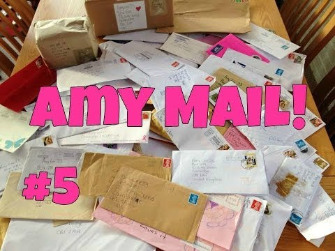 Amy Mail! Thank You So Much! ♥ #5