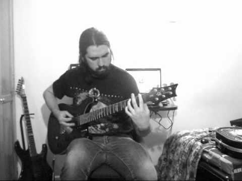 Arch Enemy - Nemesis Guitar Cover(Full) by Julian Ferro