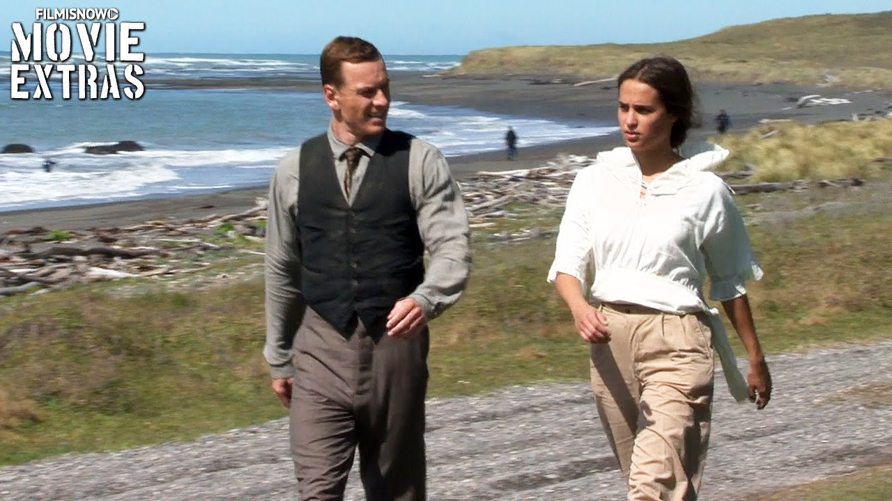 Go Behind the Scenes of The Light Between Oceans (2016)