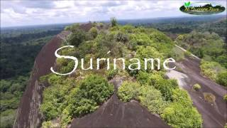 Incredible drone footage of Suriname: an introduction by All Suriname Tours