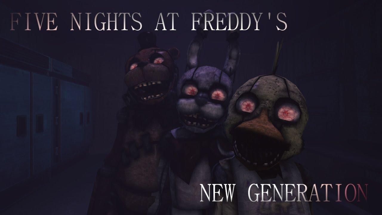 fnaf new generation or - photo #34