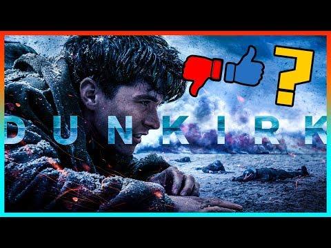 《敦克爾克大行動》到底是不是「好電影」? | 超粒方