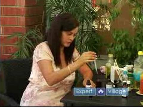 How To Blend &amp  Use Aromatherapy Oils   Stress Relieving Aromatherapy Massage Oil