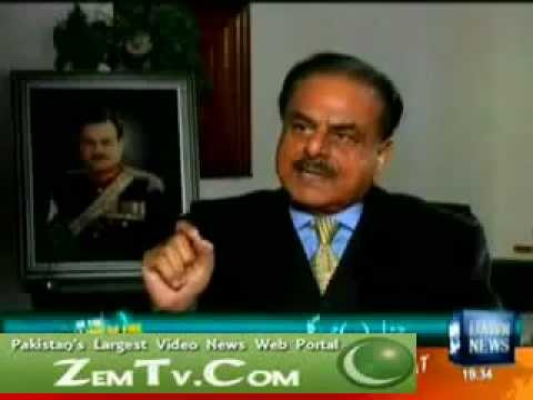 Wonderful Interview With General Hamid Gul on 5th Jan 2012