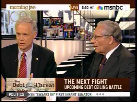 Senator Johnson on MSNBC's Morning Joe