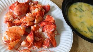 Lobster Scrambled Eggs Recipe - Leftover Lobster Recipe