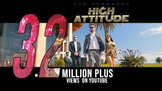 High Attitude    Kam Randhawa ft. Mr Dee    SS Production    Latest Punjabi Songs 2018