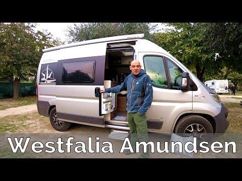 vorstellung fiat ducato camper westfalia amundsen 540. Black Bedroom Furniture Sets. Home Design Ideas