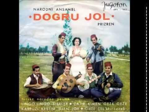 Çayır Çimen Geze Geze - Faik Emruş (1965)