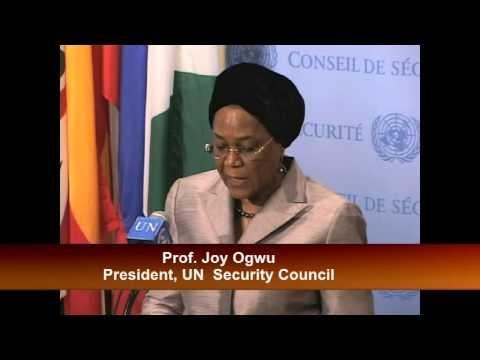 UN SECURITY  COUNCIL ON GUINEA BISSAU