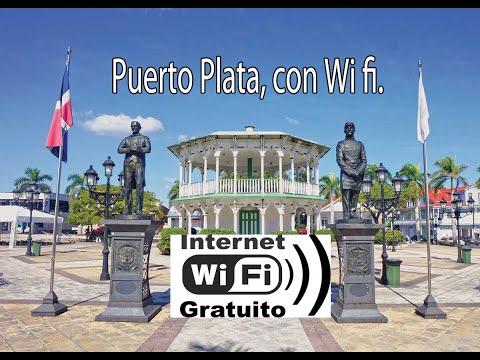 Wifi gratis para Puerto Plata ¿y los equipos del 2010, que habia utilizado Francis Vargas?