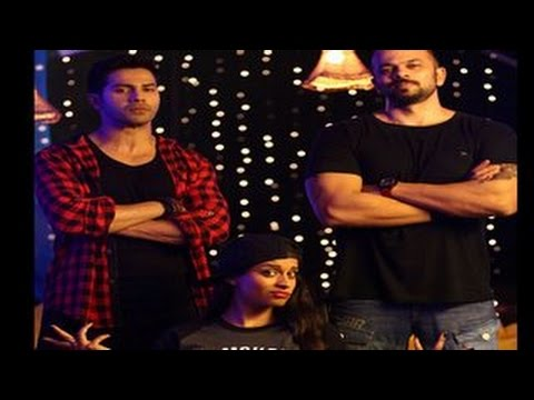 Superwoman Lilly Singh meets 'Dilwale' Varun Dhawan and Rohit Shetty