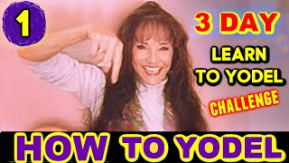 #1 How to Yodel - Beth Williams