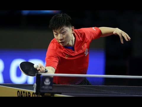 Highlights Table Tennis in Slow Motion HD