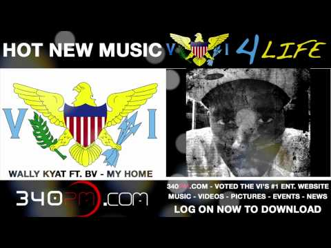 Wally Kyat Ft. BV - My Home (Download @ 340pm.com) Music Videos