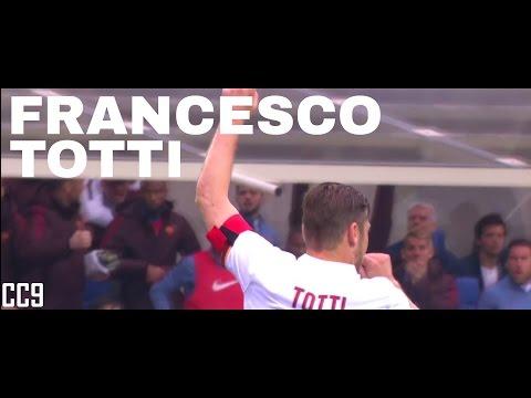 Francesco Totti 2016 - L'Infinito