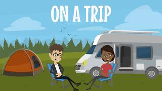 On A Trip  | Daily English Conversations | Speaking English Fluently | Common Daily Expressions