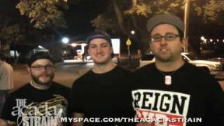 The Acacia Strain - ABR Tour Promo