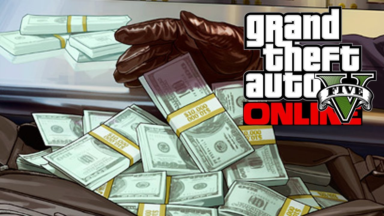How to money drop on gta 5 ps3