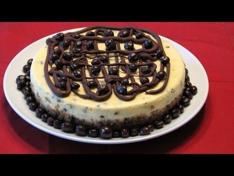 Chocolate Chip Tiramisu Cheesecake - Lynn's Recipes
