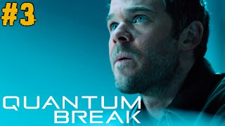 QUANTUM BREAK : Let's Play #3 [FACECAM] - OMG DIE ACTION LIVE TV SERIE !!