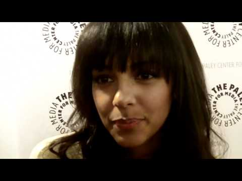 WHITE COLLAR's Marsha Thomason on casting her GF, NYC and London travel!
