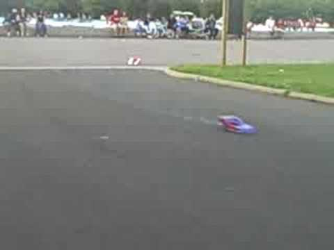 rc cars competing