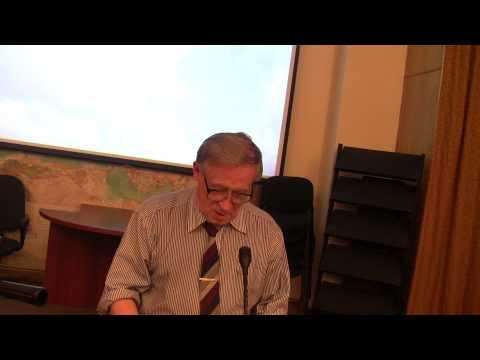 дискуссия по итогам второго дня (девон, карбон, триас, юра и о конференции вообще)