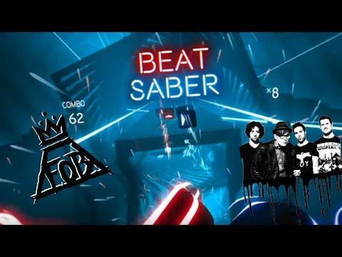 Centuries -  Fall Out Boy ⚔ Beat Saber Custom Song
