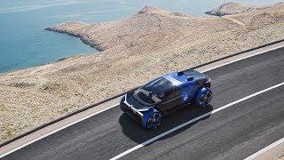 """Citroën's 19_19 concept car takes passengers on a """"magic carpet ride"""""""