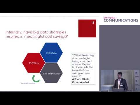 Big data seminar 2015: Key findings from European Communications' fourth annual big data survey