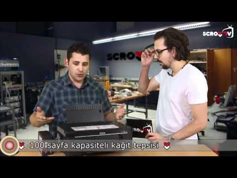 Epson L200 inceleme - SCROLL