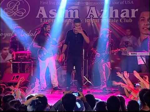 Her Zulm featuring ASIM AZHAR - Live in Concert  Royal Rodale...