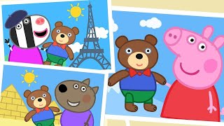 Peppa Pig English Episodes | Peppa Pig's Show and Tell! Peppa Pig Official