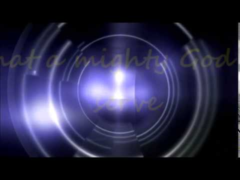 mighty GOD lyrics- Deitrick Haddon by Jampearl