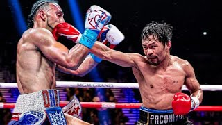 Keith Thurman vs. Manny Pacquiao FIGHT PREVIEW!