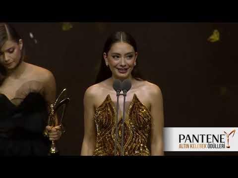 Pantene Altın Kelebek Pantene Yıldızı Parlayanlar Ödülü