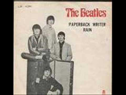 The Beatles - Paper back writer