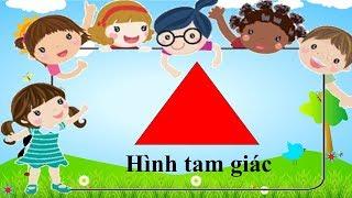 DẠY BÉ TƯ DUY SỚM❤DẬY BÉ HỌC CÁC LOẠI HÌNH❤Đồ chơi trẻ em ❤Toys for Kids ❤Bong Bon Kid TV