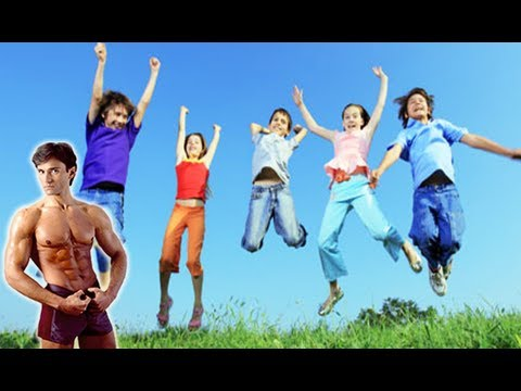 CHILDHOOD OBESITY PREVENTION - FITNESS FOR KIDS: Get Fit Friday #36